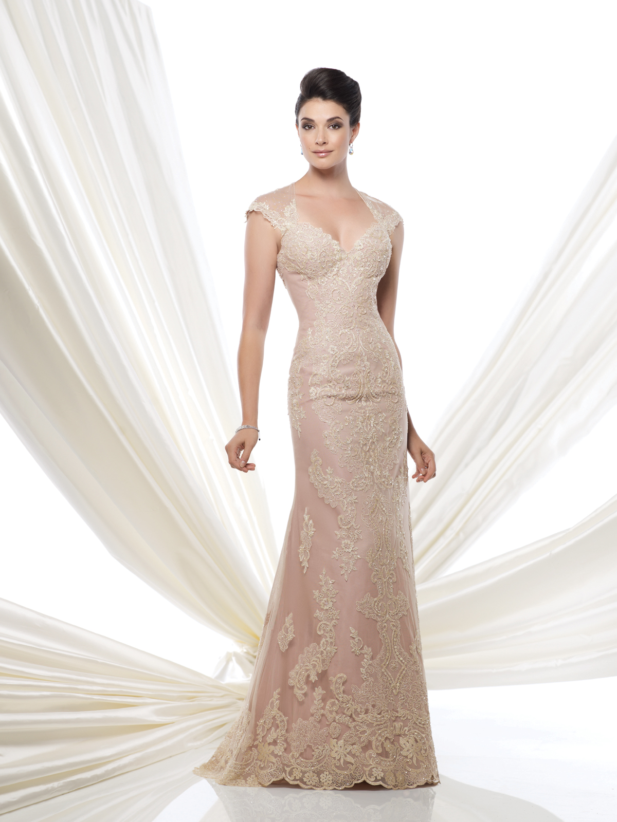 Ivonne D Mother of the Bride Dresses