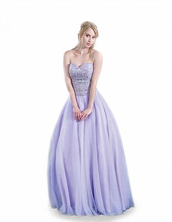 J4035t lavender ball gown for prom by jadore
