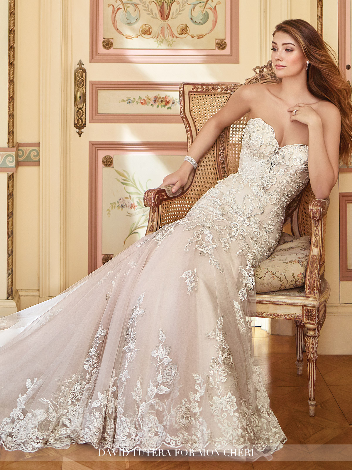 David Tutera Wedding Dresses 117284-2
