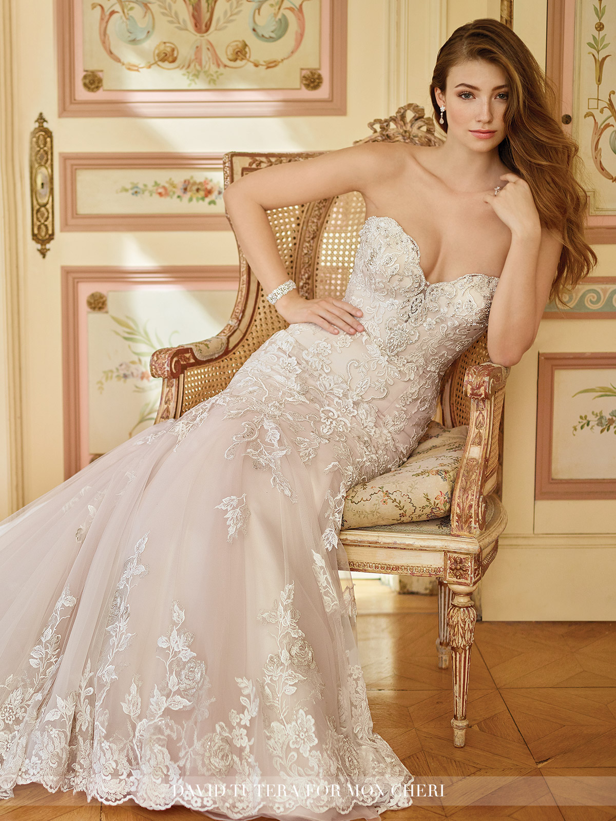 David Tutera Wedding Dresses 117284-3