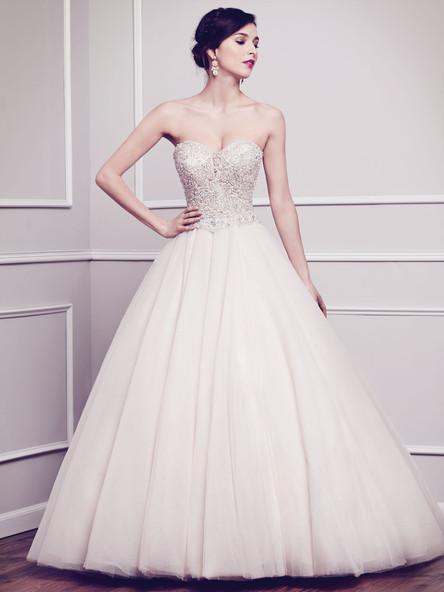 1585-kenneth-winston-ballgown-wedding-dress